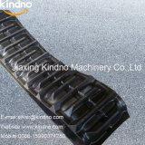 Комбайн сельского хозяйства резиновые резиновые гусеницы на гусеничном ходу 450X90X51 (с зубьями)