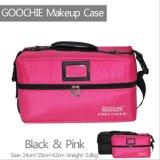 Profissional Cosméticos Portáteis Beleza Makeup Case Box Carry Bag