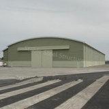 판매를 위한 Prefabricated 강철 구조물 격납고 건물