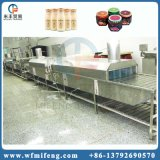 Máquina Sterilizing do frasco e máquina do pasteurizador do atolamento