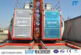 Подъем конструкции клетки двойника нагрузки подъема Sc200/200 2t Katop