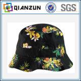 Zoll gedruckter bunter lustiger preiswerter Sport-Wannen-Hut und Schutzkappe