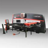 Máquina de perfuração de torreta de motor de duplo servo CNC