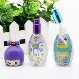 方法かわいいボディ形のガラス香水瓶、芳香オイルのための装飾的な瓶