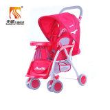 De China do projeto carrinho de criança 2016 de bebê novo 3 em 1