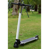 5 pouces léger pliable scooter électrique en fibre de carbone scooter électrique