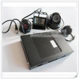 Caja negra por completo viva DVR móvil del vehículo del canal de 4G 1080P 4/8 con el GPS