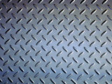 Carbon Quente-rolado Q235 Steel Checkered Plate e Chequered Plate