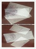 안전과 주문을 받아서 만들어진 음식 급료 비닐 봉투