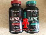 Nutrex Resarch 60 까만 캡슐 최고 체중을 줄이는 Lipo 6 검정 매우 농축물 뚱뚱한 체중 감소 건강식