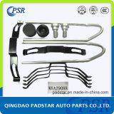 Le constructeur de Wva29088 Chine vend de premiers nécessaires de réparation de garniture de frein de pente