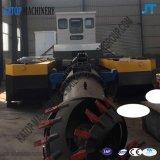 12 pouces de sable de dragage d'aspiration drague de sable de la machine