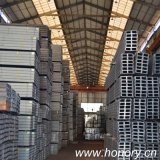 Ss400 JIS Standard Steel Channel da China Tangshan Fabricante