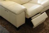 حديث يعيش غرفة أثاث لازم جلد أريكة 427#