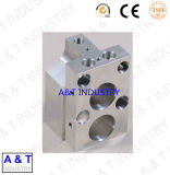 CNC OEM ODM CNC van het Aluminium van de Hoge Precisie de Delen van de Machine van het Malen