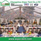 500명의 사람들 투명한 큰천막 당 결혼식 천막