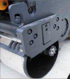 Hydraulischer drehender doppelter Trommel-Weg hinter Rollen-Straßen-Rolle (Schalter)