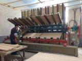 접착제 단단한 나무의 판자를 위한 연결 압박 기계