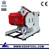 Wire Saw for Horizontal Cutting on Quarry (LQ-WSM-55KW-H)