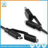 5V/2.4A UNIVERSAL SYSTEM BUS Type-C Dated High Quality Cable for Mobile Phon