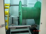 ケーブルのケーブルの生産ラインのための単一のTwsiting機械