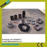 Trockene Schrauben-Tierhuhn-Geflügel-Nahrungsmitteltabletten-Verarbeitungsanlage