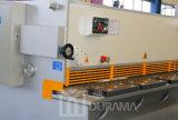 Plaque de tôle en acier métallique Cisaille à guillotine hydraulique CNC