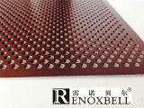 Decorative à prova de fogo Aluminum Panel com Perforation