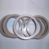 Anéis do selo de carbono da grafita para a maquinaria com ISO 9001