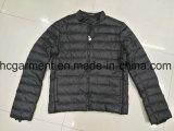 재고 의복, 여자 또는 아래로 남자 재킷, 더 싼 가격 겨울 외투