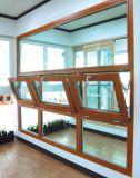 대규모 Roto 독일 기계설비를 가진 목제 입히는 알루미늄 경사 Windows
