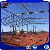 Наилучшим образом изолированные дома штата стальной структуры на заводе по обработке