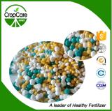 Agricultura grado de liberación controlada de fertilizantes NPK 24-6-10