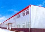 Workshop/Pakhuis/de Bouw van de Structuur van het staal het de Geprefabriceerde