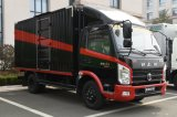 Lichte Vrachtwagen met turbo-Laadt & inter-Koelt Motor