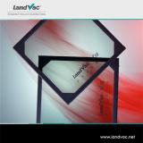 Landvac واضح فراغ معزول الزجاج المستخدمة في المباني الزجاج الحائط الساتر