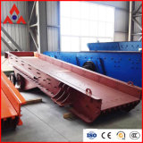 Zsw Continuous Vibrating Feeder für Stone Crusher Process
