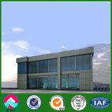 Construction commerciale personnalisée par modèle neuf de structure métallique à vendre (XGZ-A046)