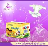 Couche-culotte de bébé de qualité supérieur (ALGF)