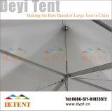 Tente de noce de crête élevée avec la structure en aluminium de bâti