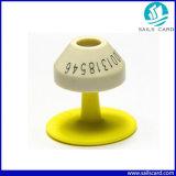 최신 판매 ISO11784/5 134.2kHz RFID 주문 귀 꼬리표
