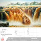 Achtergrond van de Kunst van de Ceramiektegel 3D voor Bouwmateriaal (VPA6A505, 1200X1800mm, 1800X2400mm)