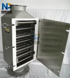 Séparateur magnétique permanent intense rond de grille de prise et de sortie de pipe d'acier inoxydable