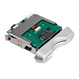 Wbe RS-232/USB Manual de la mitad de la inserción IC/lector de tarjetas RFID Wbsr-1000