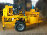 As máquinas em Shandong para pequenas indústrias M7mi máquina de material de construção do Solo