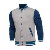Design de moda masculina Casual Logotipo personalizado Piscina Bomber casaco