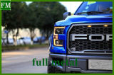 Решетки с Raptor-Style желтые фонари для Ford F-150 2015-2017