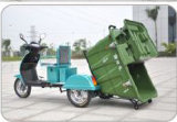 Tre scaricatori - veicoli elettrici di risanamento