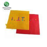 Creative Mini DIY Bloc de silicone de puzzle tapis de jeu