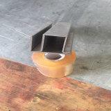 ステンレス鋼ガラスシャッタープロフィール